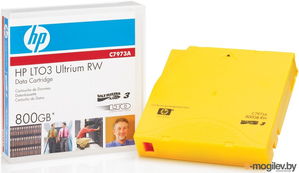 Картридж HP Ultrium 800GB RW Data Cartridge (C7973A)