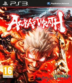 Sony PlayStation 3 Asura's Wrath rus doc(32758)
