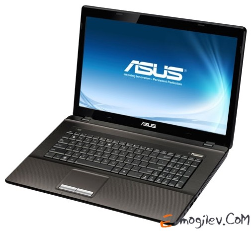 ASUS K73TA 17.3 HD+ LED/AMD A4 3300M/4Gb/750Gb/1Gb ATI Radeon HD6650