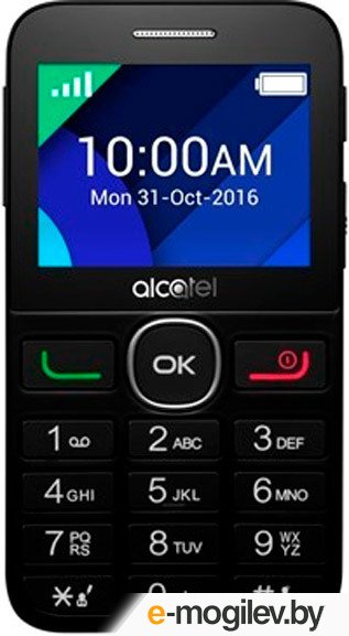 Alcatel One Touch 2008G (Black)