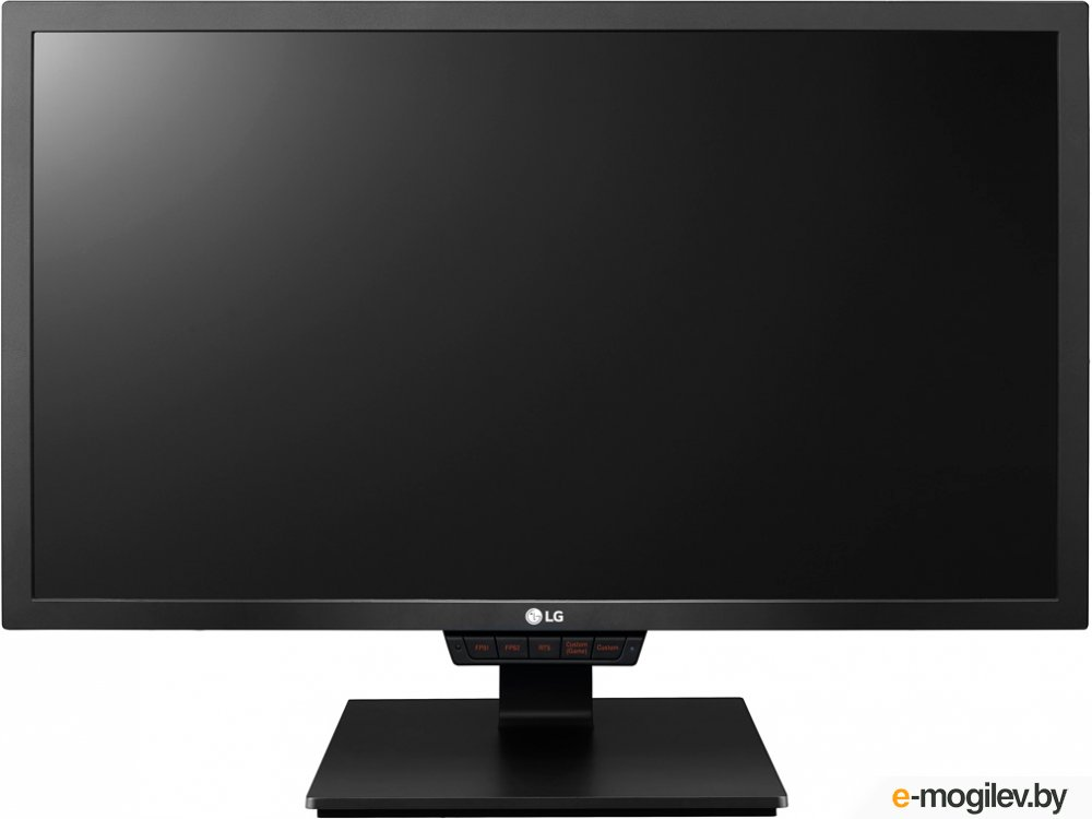 МОНИТОР 24 LG 24GM79G-B Black (LED, Wide, 1920x1080, 1ms, 178°/178°, 350 cd/m, 100,000,000:1, +DP, +НDMI, +MM, +2xUSB, +Pivot)