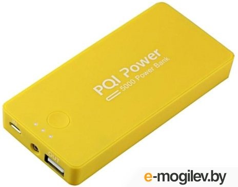 PQI i-Power 5000C (6PPA-06BR0005A) Yellow