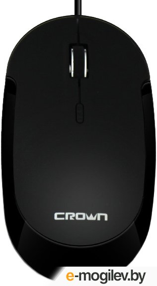 Crown CMM-21 Black/Red USB