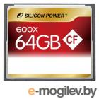 Silicon Power <600x>Compact Flash 64Gb